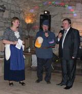 Spolek Bohemia v Budapešti uspořádal veselou masopustní zábavu