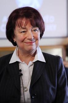 E. Sykorová - foto: Stanislava Kyselová, archiv Akademického bulletinu