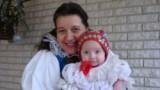 Blanka s vnučkou