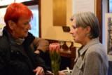 Na obrázku Olga Szymanská se zpěvačkou Janou Koubkovou