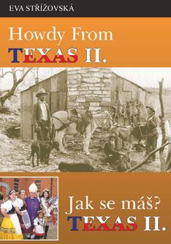 kniha Howdy from Texas II
