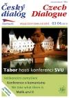 Český dialog - obálka čísla 3-4 2010