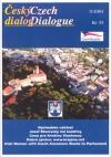 Český dialog - obálka čísla 9 2004