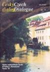 Český dialog - obálka čísla 10 2003