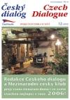 Český dialog - obálka čísla 12 2005