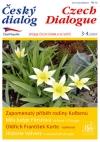 Český dialog - obálka čísla 3-4 2007
