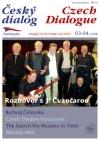 Český dialog - obálka čísla 3-4 2008