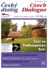 Český dialog - obálka čísla 7-8 2008