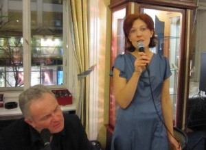 Marie Zigmund a Ladislav Vrchota
