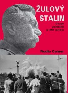 Žulový Stalin - obálka knihy