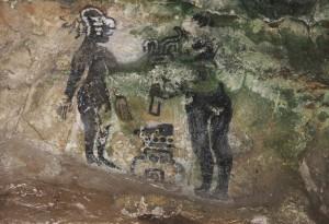 Mayské malby